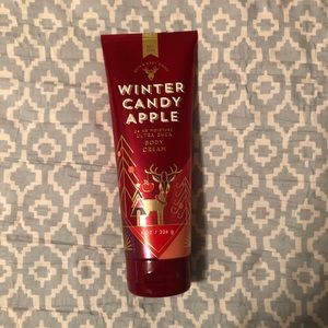 Winter Candy Apple body lotion